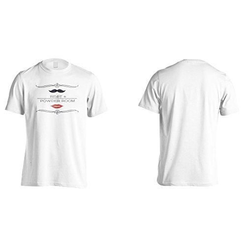 Rest &Amp; Powder Zimmer Herren T-Shirt n782m