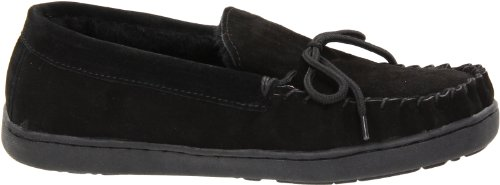 Moc Ii Men's Bearpaw Black Slippers TFqxA7d