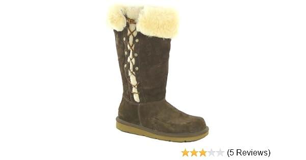 4c8efeeab28 Amazon.com | Espresso Upside TALL Ugg Australia Boots Size 10 | Shoes