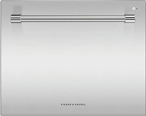 Fisher Paykel DD24SV2T9N Professional Series 24 Inch Built In Fully Integrated Dishwasher in Stainless Steel (Professional Series Stainless Steel Dishwasher)
