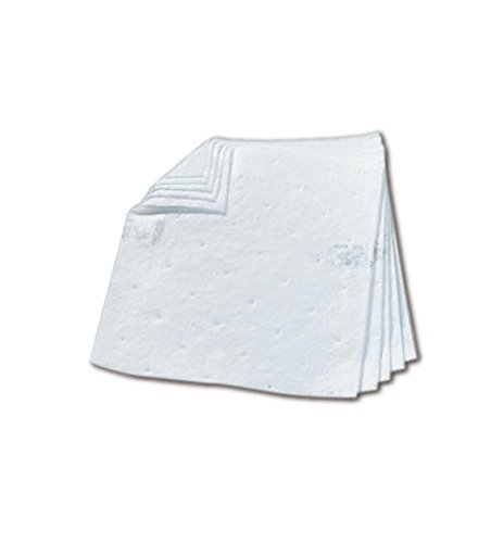 3M 50051138289916 Oil and Petroleum Sorbent Pad (Pack of 100)