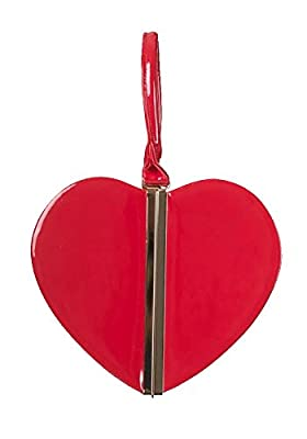 Banned Apparel 'What's Real?' Heart handbag