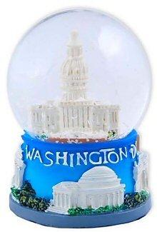 Washington DC Snow Globe Souvenirs product image