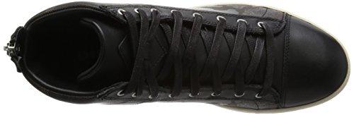 Bassa Alto Uomo Diesel Nero Per Camo Sneaker Kaki 41qxwOdt