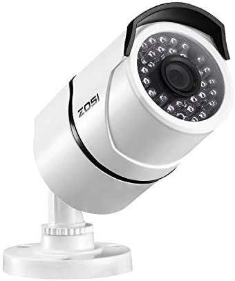Opinión sobre ZOSI 1080P Cámara de Vigilancia PoE