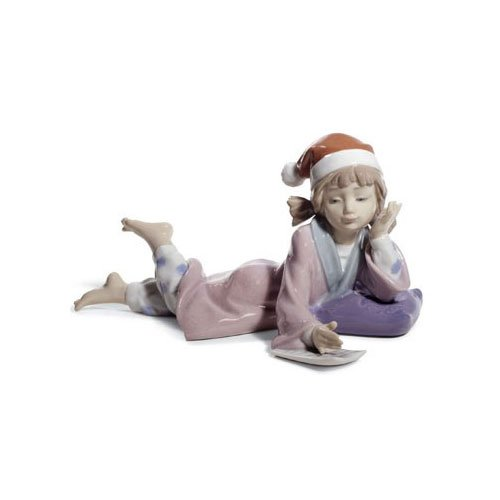 Lladro Christmas Wishes 01006194