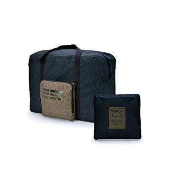 Amazon.com: 2017 Women Folding Travel Bag Unisex Luggage ...