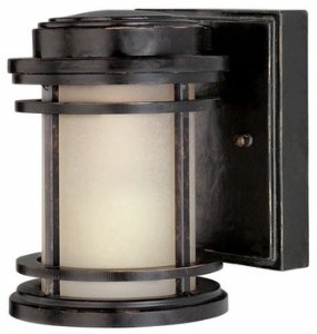 Dolan Designs 9201-68 One Light Wall, Bronze/Dark