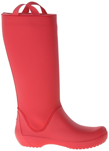 Red Rainfloe WoMen Boots Red Rain Crocs Red qa8FxwF