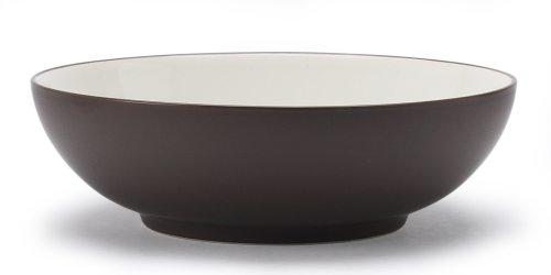 Noritake Colorwave Round Vegetable Bowl, Chocolate by Noritake