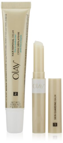 Finition lisse de Olay Duo visage Épilation (MEDIUM) 1 Kit