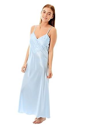 35831cf047e74 Unbranded Made in the UK Ladies Nightie: Amazon.co.uk: Clothing