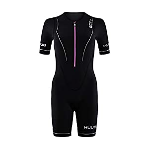 Huub Aura Womens Ladies Long Course Tri Suit Triathlon Open Water Swimming XS-XL