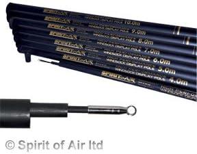 Spirit of Air 2013 10 m pour manche /à Air /à haute Performance