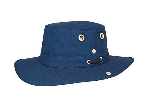 Tilley T3 Hat - Navy - 7