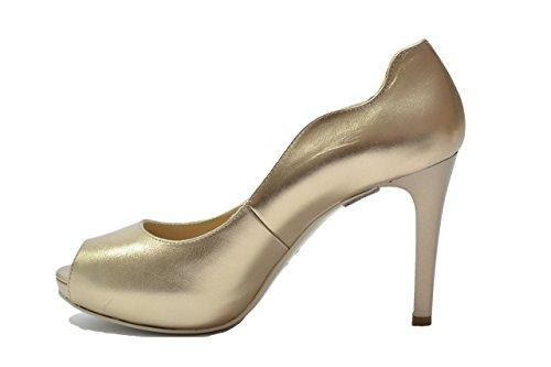 Nero Giardini Decollete Sandale Ouverte 7370 Élégante Femme Chaussures P717370de