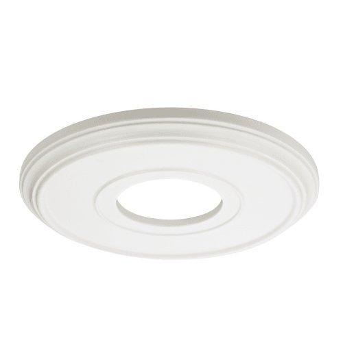 Dolan Designs 10571-05 Recesso ceiling medallion, Paintable white