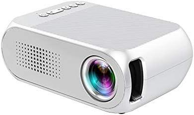 Video proyector, TOPQSC Mini proyector 1080P Proyector portátil ...
