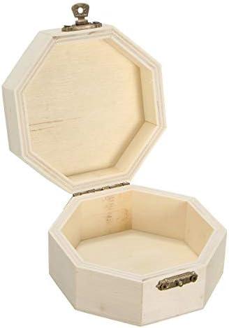木製ボックスオーガナイザー収納クラフトケース用手工芸品ジュエリー