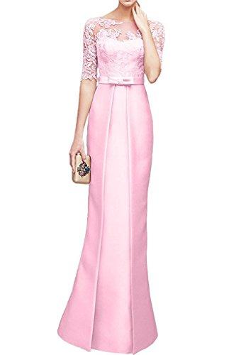 Tanzenkleider Abendkleider Damen Partykleider Rosa Braut Etuikleider Abschlussballkleider Festlichkleider Marie La AO8XHH