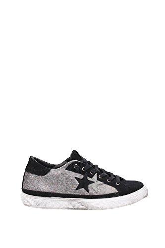 2Star Sneakers Uomo - (2SU818GRIGIONERO) 41 EU