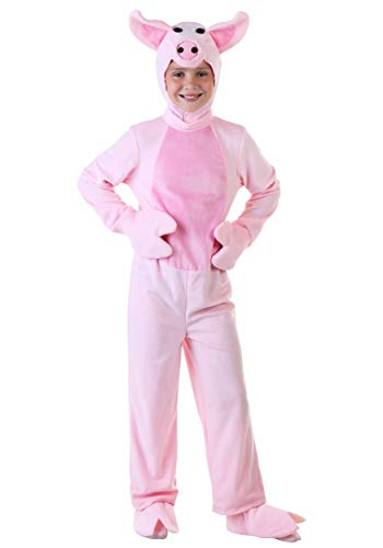 Pig Costume For Kids (Kids Pig Costume Medium)