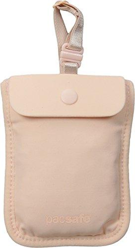 Pacsafe Coversafe S25 Anti-Theft Secret Bra Pouch, Orchid Pink