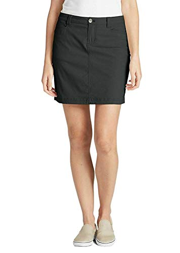 Eddie Bauer Women's Adventurer 2.0 Skort (Black, 12)