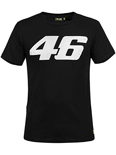 Valentino Rossi Black Core Large 46 T-Shirt (M, Black) for sale  Delivered anywhere in USA