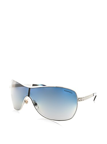 TIFFANY Sunglasses TF 3035 60014L Silver Blue - Uk Tiffany Co And Sunglasses