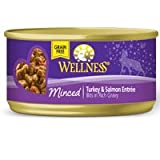 Wellness Cat Entree Minced Turkey/Salmon – 24/5.5Oz Review