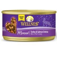 Wellness Cat Entree Minced Turkey/Salmon - 24/5.5Oz