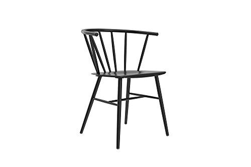 Cheap  Novogratz Campbell Country Design Cottage Chair - Black