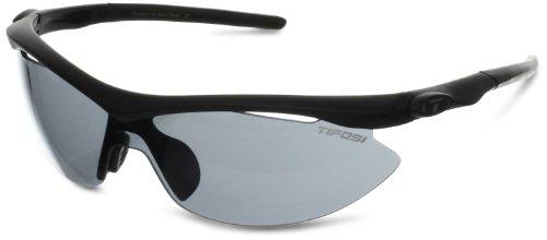 Tifosi Slip 0010200115 Wrap Sunglasses,Matte Black,149 mm, Outdoor Stuffs
