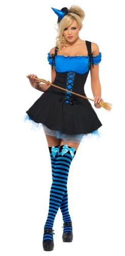 Wicked Witch Costume - Medium - Dress Size 10-12