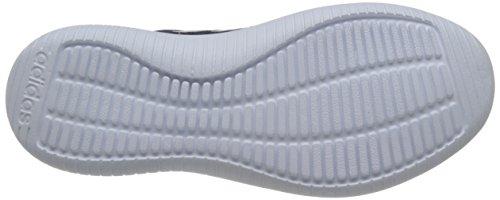 adidas CF Qtflex W, Chaussures de Fitness Femme, Noir Bleu (Maruni/Ftwbla/Aquene)