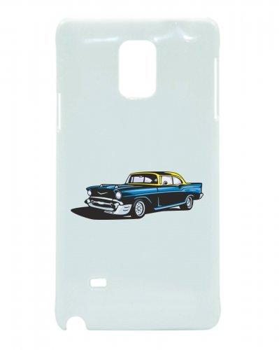 """Smartphone Case Apple IPhone 7 """"hot Rod Sportwagen Oldtimer Young Timer Shellby Cobra GT Muscel Car America Motiv 9730"""" Spass- Kult- Motiv Geschenkidee Ostern Weihnachten"""