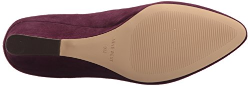 Dark West Jeanery Suede Purple Suede Nine Pump WoMen nXqp7ZxP