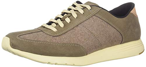 - Cole Haan Men's Grand Crosscourt Runner Sneaker, Stormcloud Wool, 12 M US