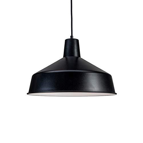 Light 16 Inch Pendant Warehouse Shade - 120V Commercial Grade Vintage Barn Style Pendant Light, 16