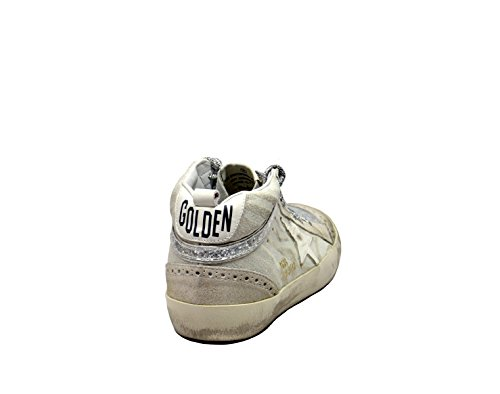 Golden Goose Femme G32WS634I3 Blanc Suède Baskets Montantes Xm92oeyfr