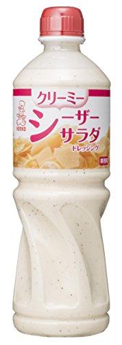 (Kenko creamy Caesar salad dressing 1L)