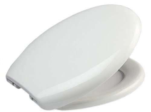 circular toilet seat uk. Strong Oval Shaped Soft Close Toilet Seat with 5 Year Guarantee by EcoSpa