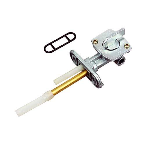 QAZAKY Fuel Gas Petcock Valve Pump Switch for Suzuki DRZ400 FZR600 LT80  LTZ250 LTZ400 Yamaha YFS200 YFM250 YFM350 YFM400 YFM600 YFM660 YFZ350  YFZ450