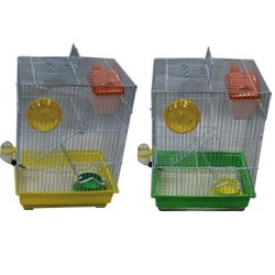Iconic Pet Assortment YE Mouse Cage Assorted - Small, Set Of 6