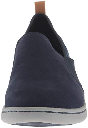 Navy Synthetic Sneaker Us Step 060 M Jump Move Women's Clarks wpqXFF