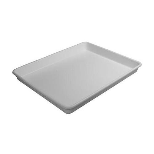 "Cesco Plastic Print Developing Tray with Flat Bottom, 30x40x4"" Deep."