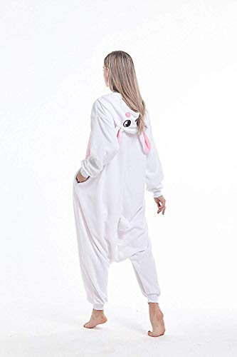 Halloween Costume Pigiama Coniglio Abyed® Attrezzatura Cosplay Kigurumi Anime Zwq6xfTIB