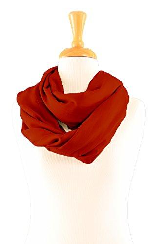 En Burgundy Choice Unicolor Para 1 Color Sarongs Your Mundo De El Mujeres Bufanda R7wO0
