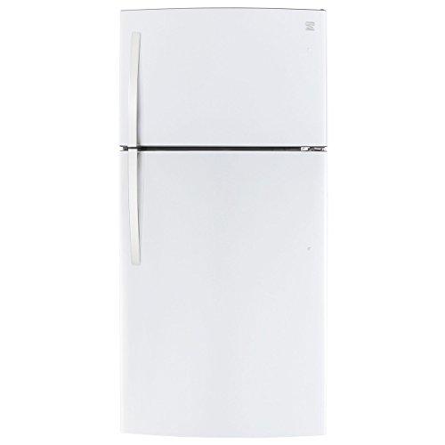 Kenmore 68032 23.8 cu. ft. Top-Freezer Refrigerator, White